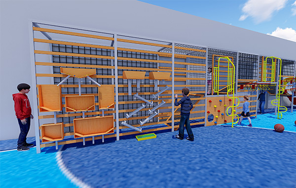 重庆儿童游乐场建设