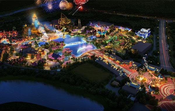 重庆游乐园整体规划