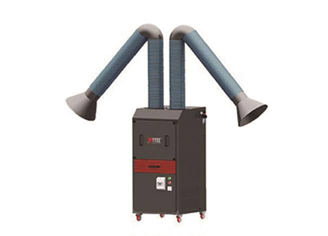 各种除尘器的工作原理