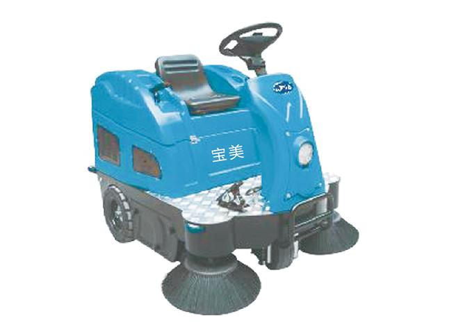 S2小型驾驶式扫地机(可选加蓬款)