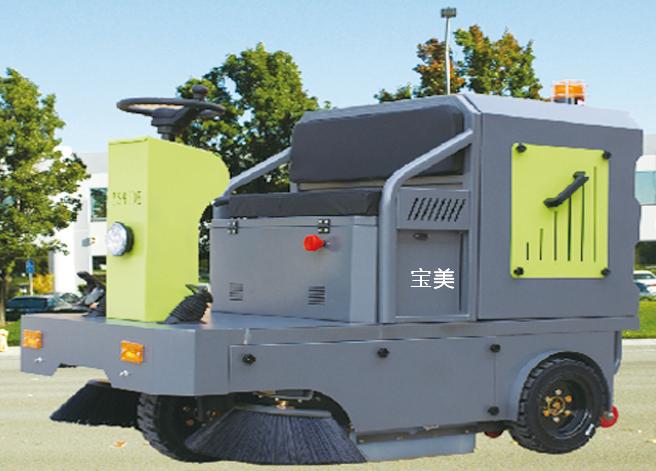 S3小型驾驶式扫地机(可选加蓬款)
