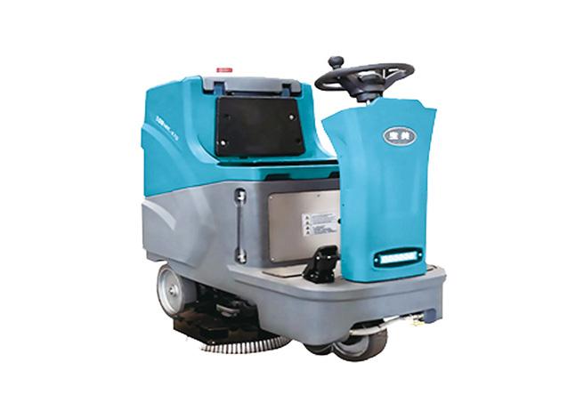 怎样才能更好地使用工业扫地机?