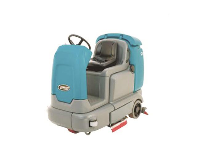 坦能T12 驾驶式洗地机