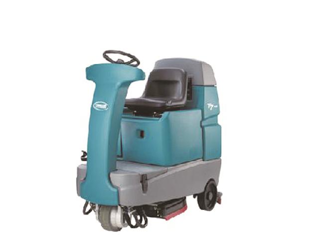 坦能T7 驾驶式洗地机