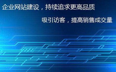 福州建网站公司