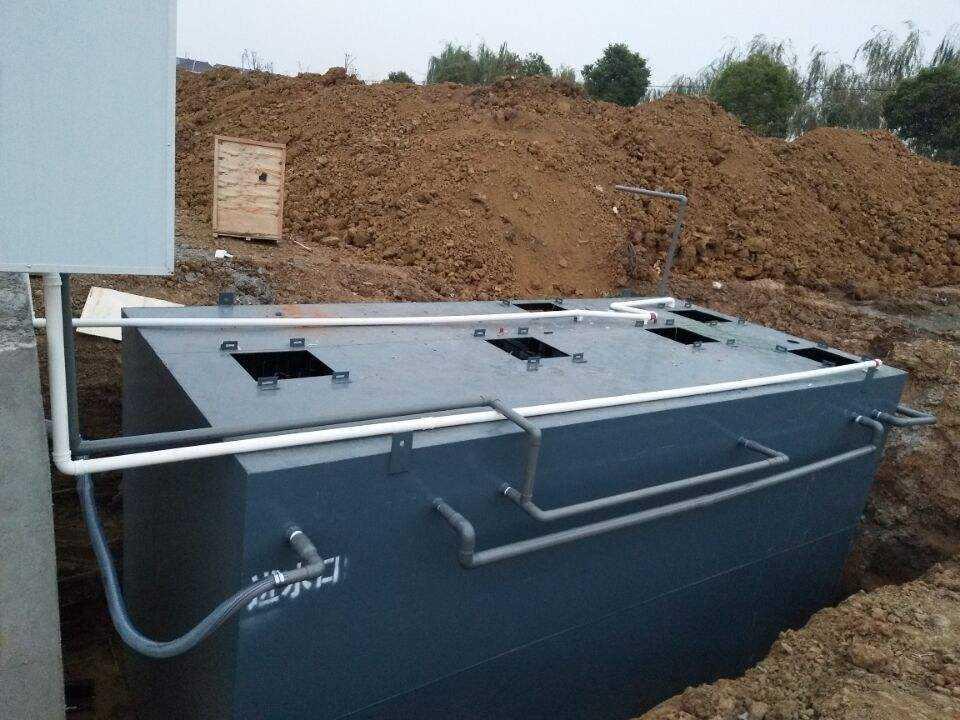凌海/北镇 生活污水处理设备大概需要多少钱?