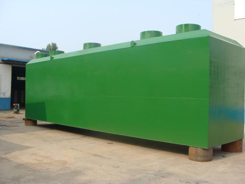 福建综合污水处理设备