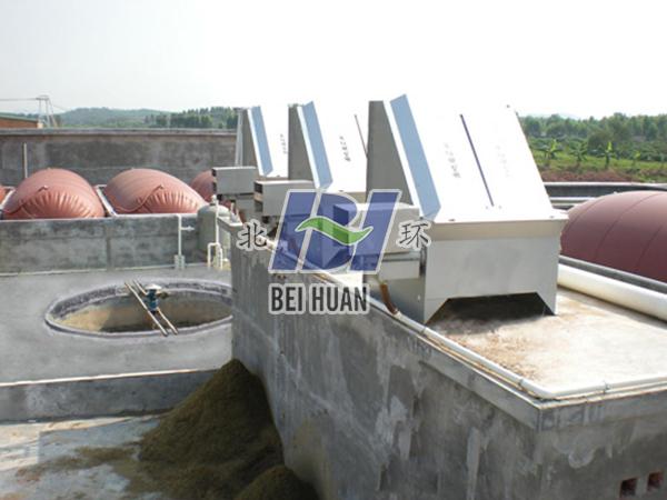 水切式固液分离机