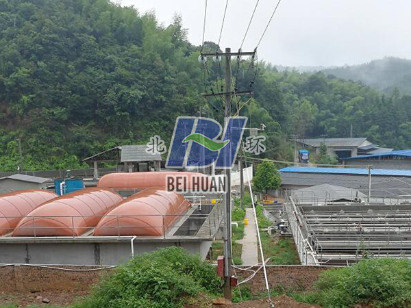 大型沼气工程建设