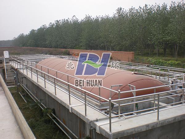 污水处理沼气工程