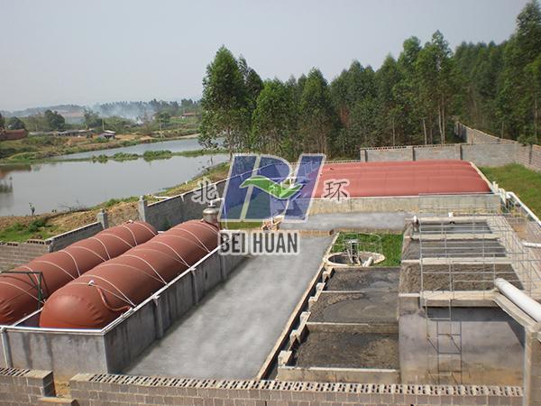 广西南宁桂牧叮原种猪有限责任公司沼气工程