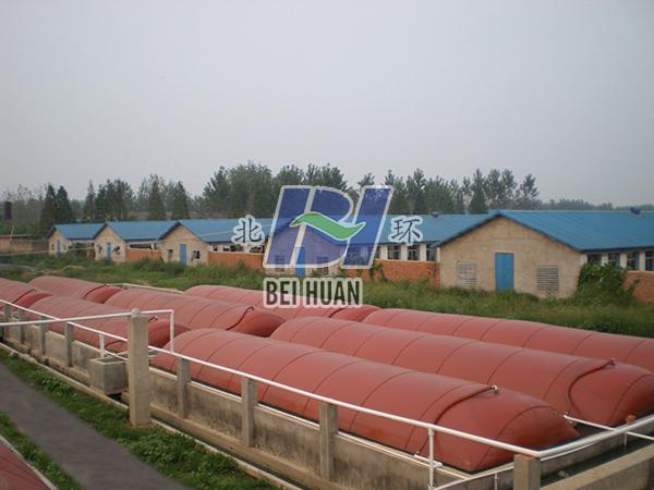 农村沼气工程