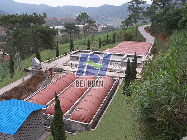 福州废水处理系统