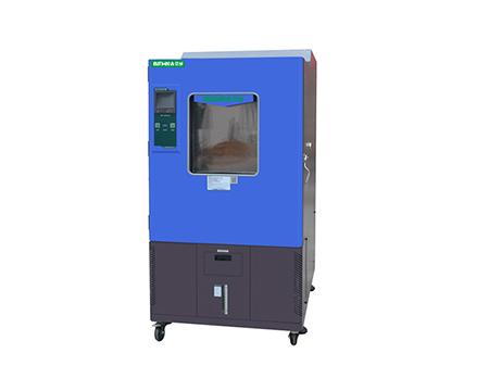 可程式高低温交变试验机(触摸屏)