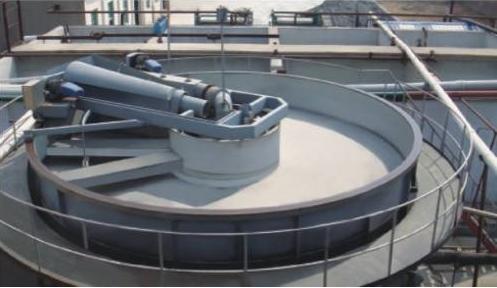 浅层气浮机的工艺流程分析