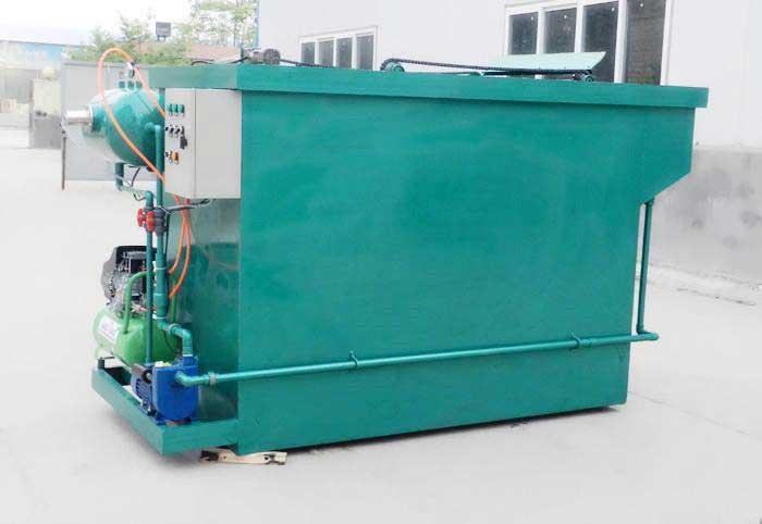 宁夏竖流式溶气气浮机