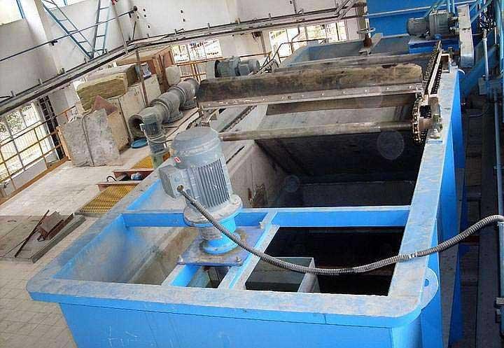 贵州竖流式溶气气浮机