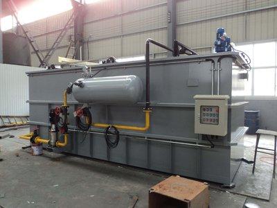 气浮机低温环境下的日常维护