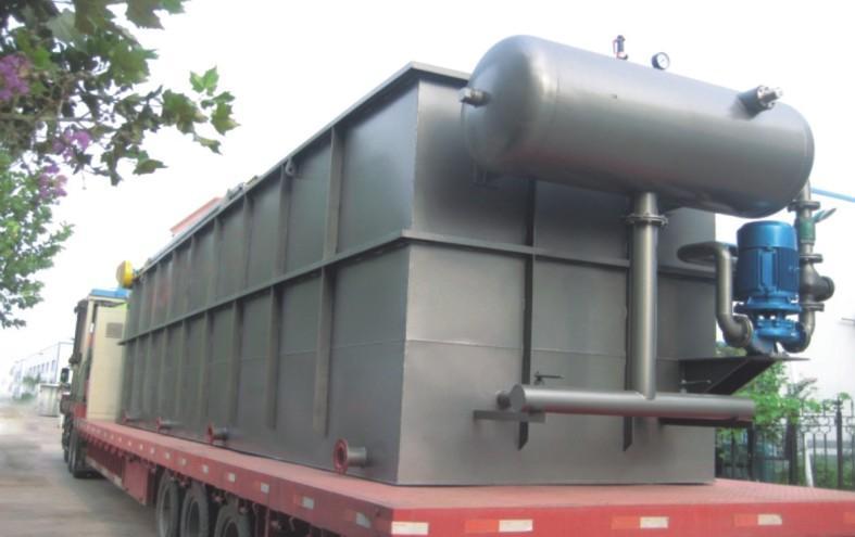 工业污水处理成套设备的维护和检查