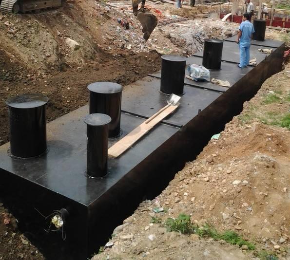 为大家讲讲农村污水处理设备出现故障后的检修工作