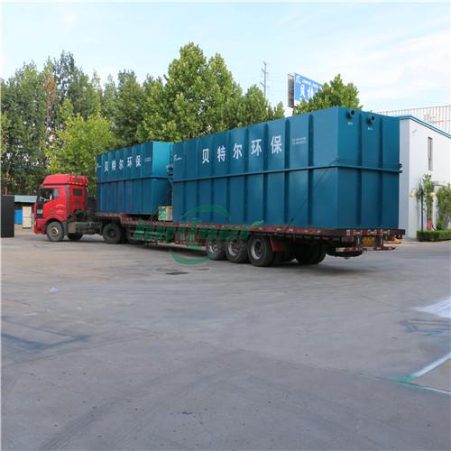 屠宰污水一体化处理设备