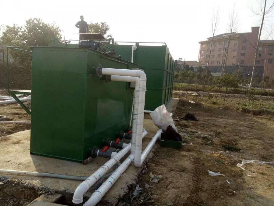 讲解一下农村污水处理设备出现故障要如何应对