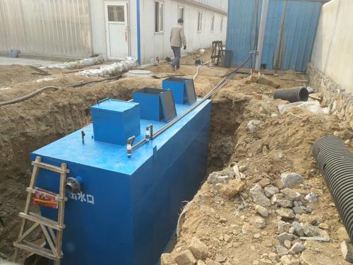 选择农村污水处理设备要遵循哪些原则?