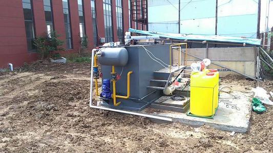 分散式农村生活污水处理设备安装注意事项