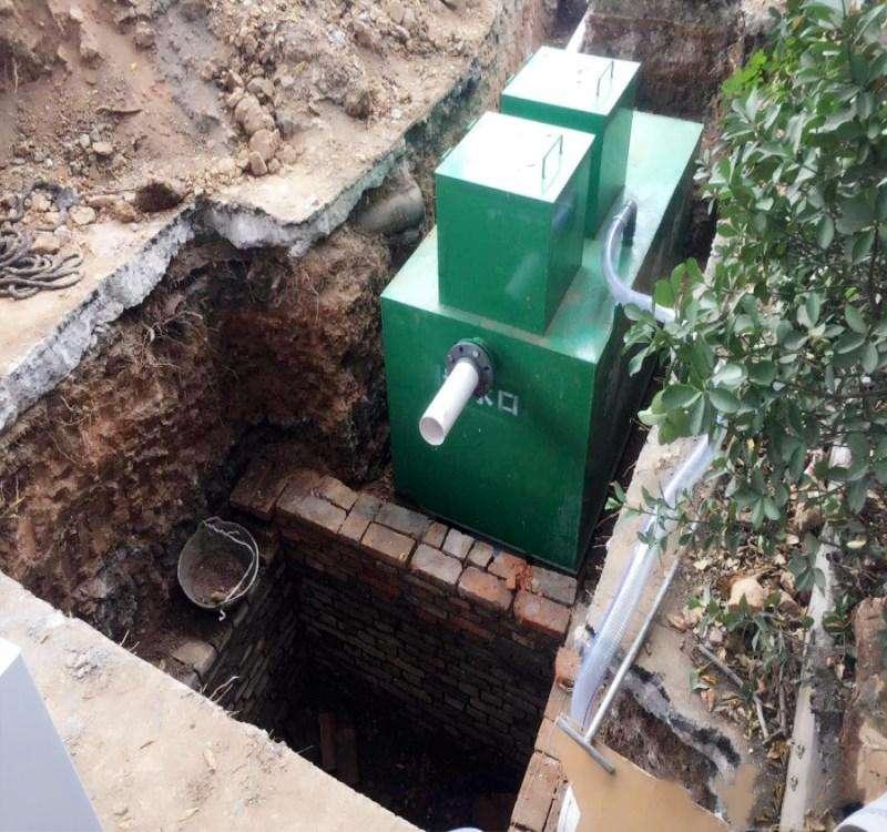 农村生活污水处理设备