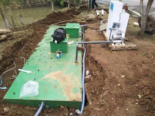 生活废水处理设备有哪些检修步骤