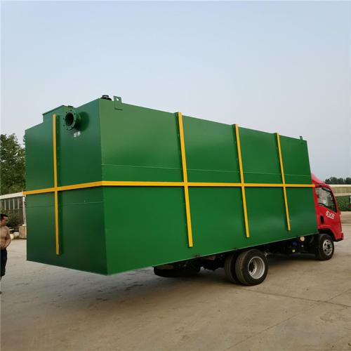 生活废水处理设备是由上面来控制输出采用交流接触器的?