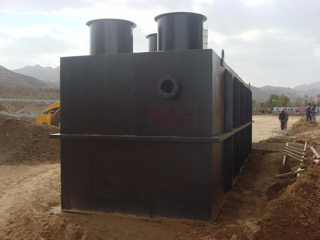 农村污水处理设备最新安装维护技巧