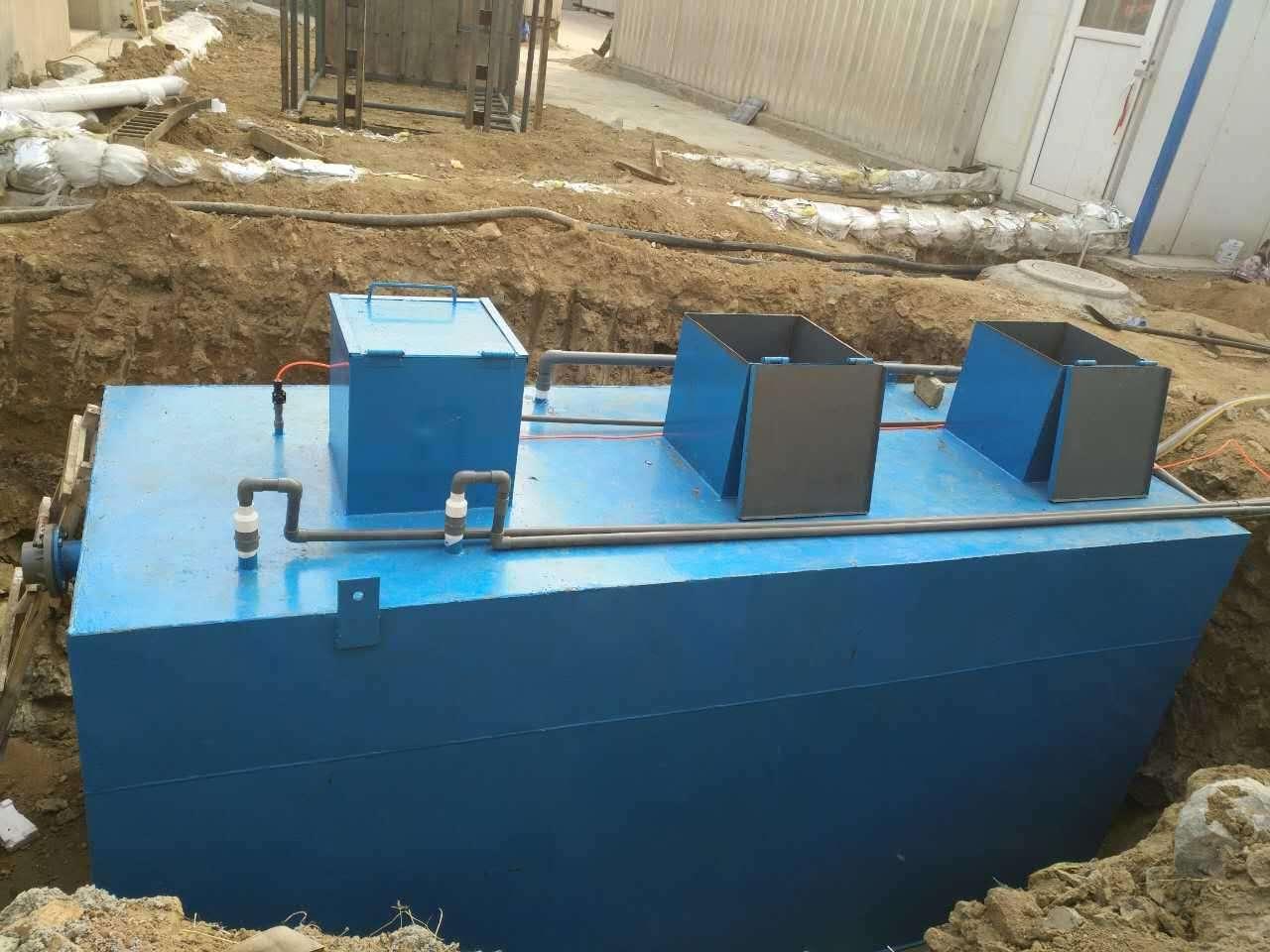 农村污水处理设备的优点都有哪些呢?