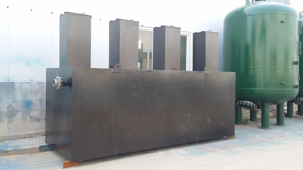 在工业污水处理成套设备运转之前应做哪些准备