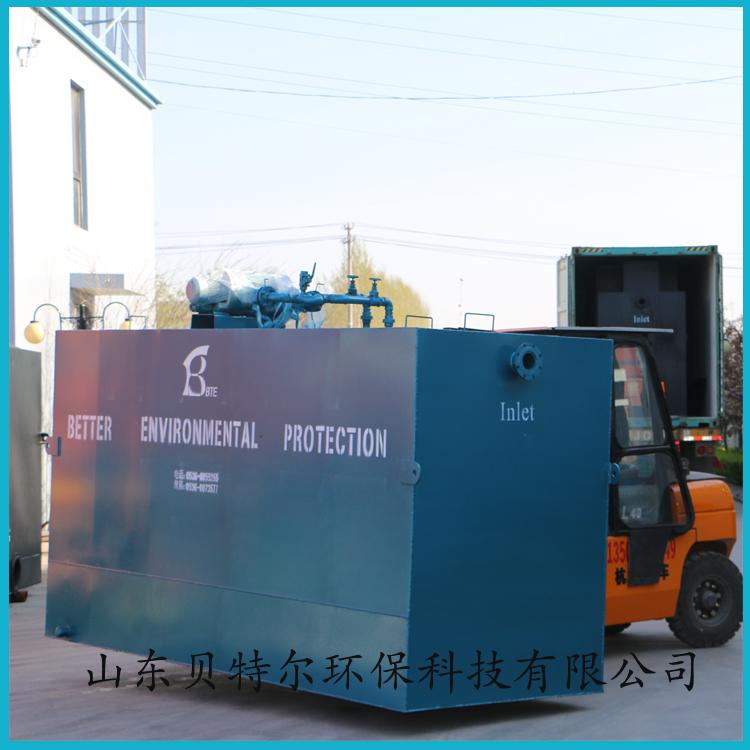 地埋式污水处理设备系列