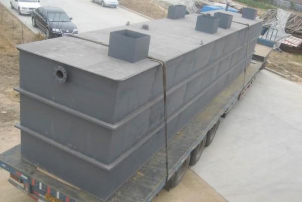 小型一体化污水处理设备价格