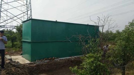 关于生活废水处理设备的相关说明具体有哪些