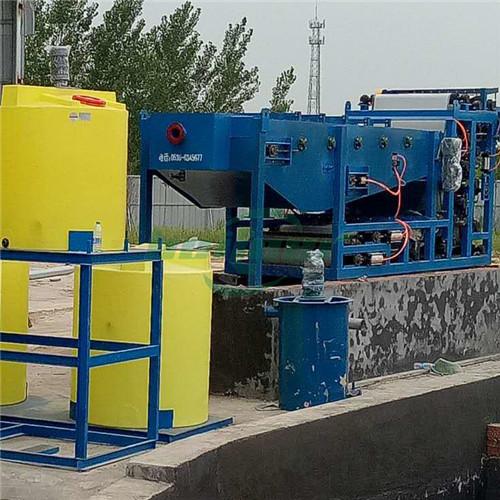 洗沙废水污水处理设备