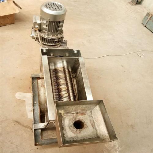 几种常见的污泥脱水机及特点?