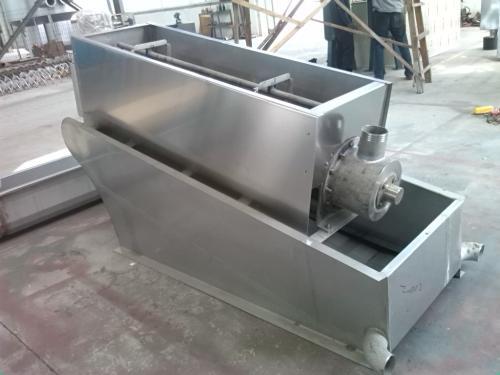 使用污泥脱水机应遵循的原则