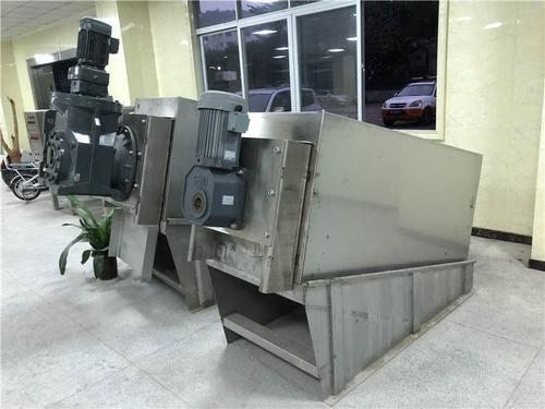 市政污泥脱水机