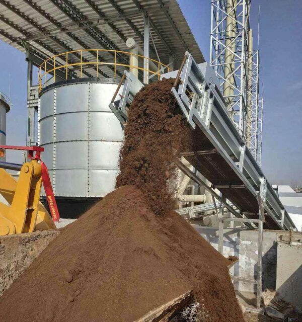粪便有机肥处理设备