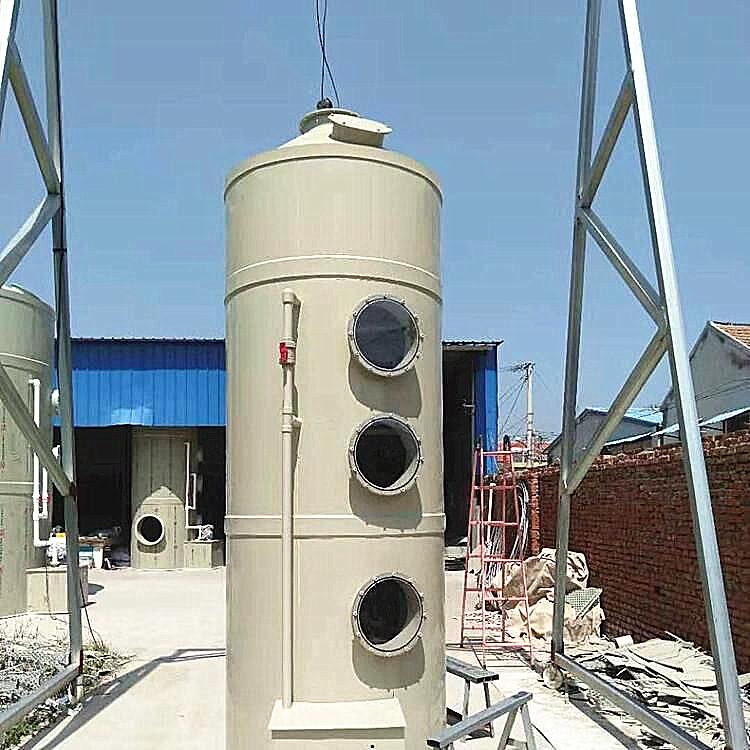 PP喷淋塔废气处理设备厂家