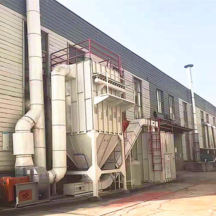 印刷厂废气粉尘处理