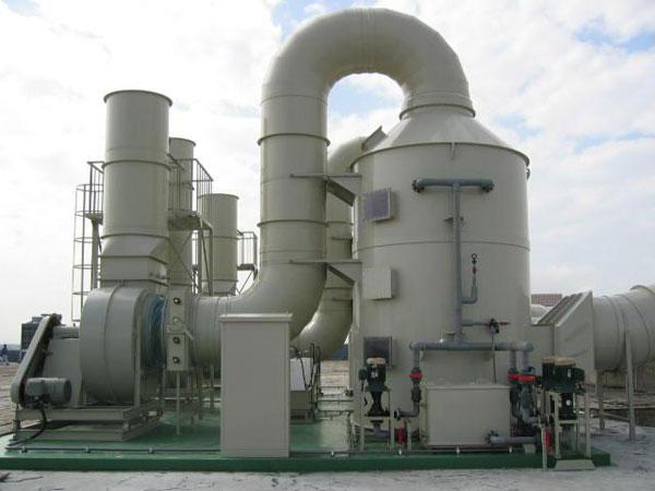 河南/安徽废气处理设备处理不同气体的注意事项