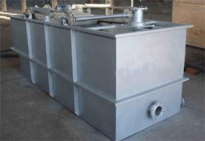 一体化污水处理设备有哪些保养工作