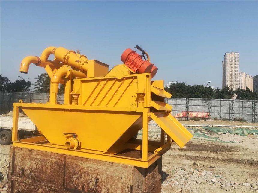 泥浆压滤机调整到最佳泥浆处理效果注意细节