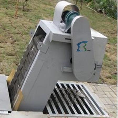 格栅机械除污机