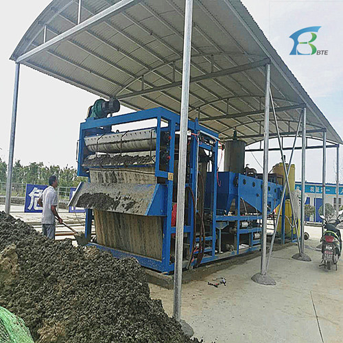 大型洗沙厂污水处理设备厂家