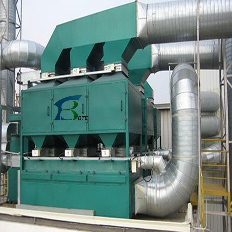 食品厂废气处理活性炭吸附装置厂家